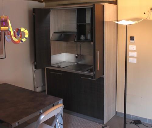 Cucine moderne le cucine create appositamente per i piccoli spazi - Cucine piccoli spazi ...