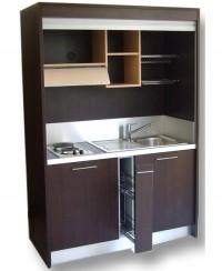 Cucine moderne le cucine create appositamente per i - Cucine componibili per piccoli spazi ...