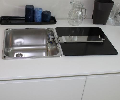 Cucine a scomparsa: nascondere la cucina in ufficio   MiniCucine.com