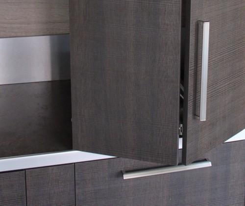 Cucine a scomparsa: nascondere la cucina in ufficio : minicucine.com